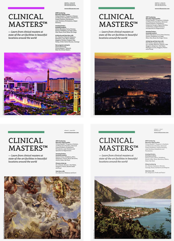 Clinical Masters Annual Subscription