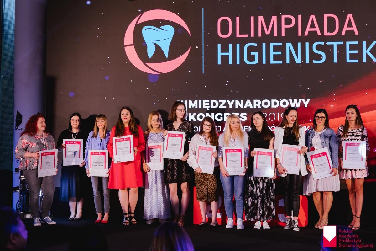 Finał Olimpiady Higienistek 2019