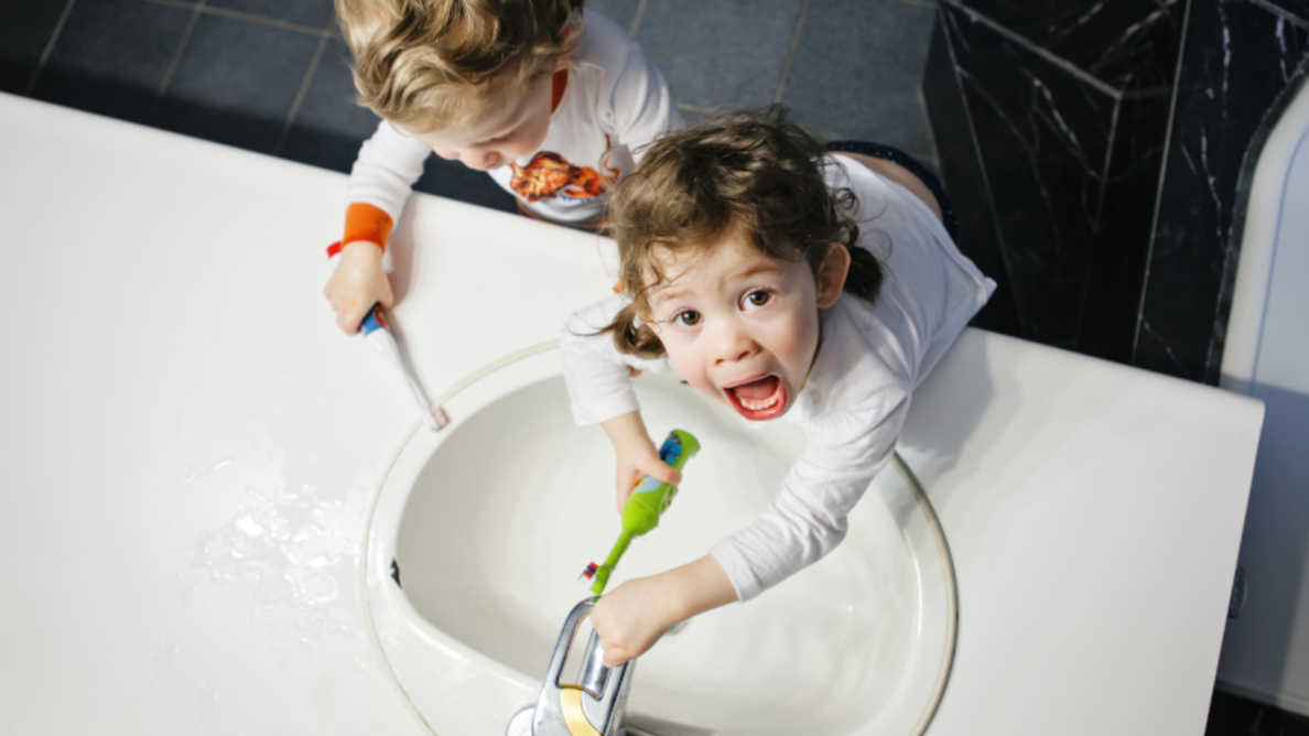 System do badań przesiewowych zdrowia jamy ustnej dzieci przy użyciu inteligentnych urządzeń