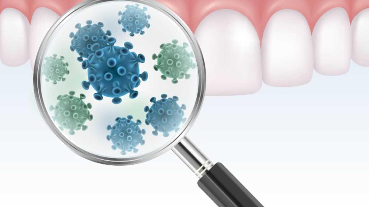 Eksperci twierdzą, że SARS-CoV-2 może dostać się do płuc przez dziąsła