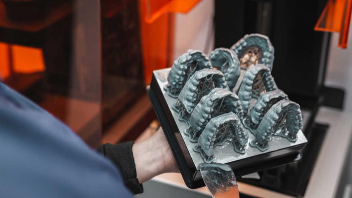 Druk 3D w stomatologii: rewolucja trwa