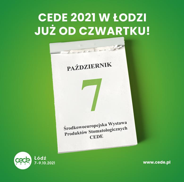 CEDE 2021 w Łodzi już od czwartku!